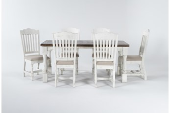 Martha 7 Piece Dining Set
