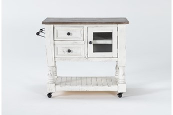 Martha Bar Cart