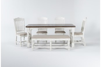Martha 6 Piece Dining Set