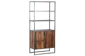 Zyder Display Cabinet W/Doors