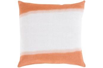 Accent Pillow - Double Dip Orange 18X18