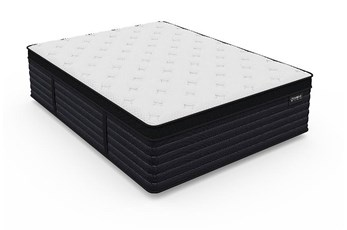 Diamond Aspen Cool Latex Hybrid Plush Twin Mattress