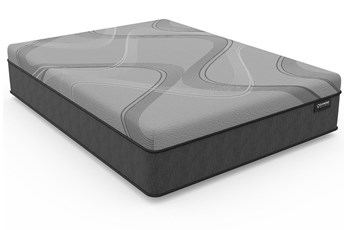 Diamond Carbon Ice Hybrid Firm California King Mattress