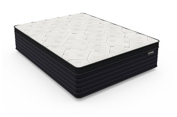 Diamond Everest Cool Copper Hybrid Eurotop Plush Queen Mattress