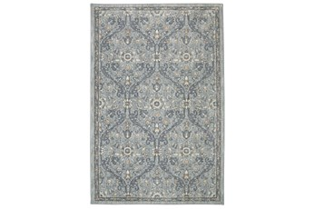 63X94 Rug-Ethereal Willow Grey