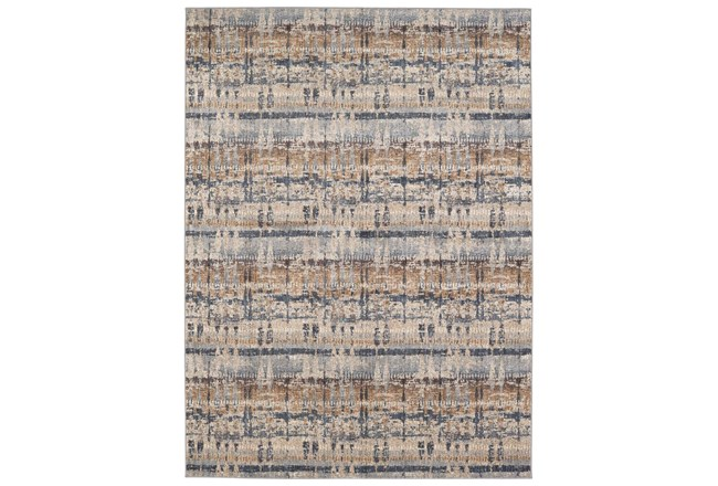 96X132 Rug-Sandpaper Denim - 360