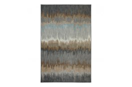 63X94 Rug-Gradient Abyss Blue