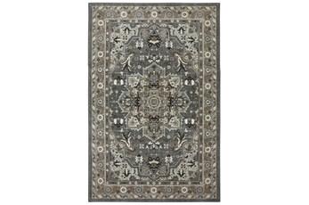 42X66 Rug-Ornate Tapestry Grey