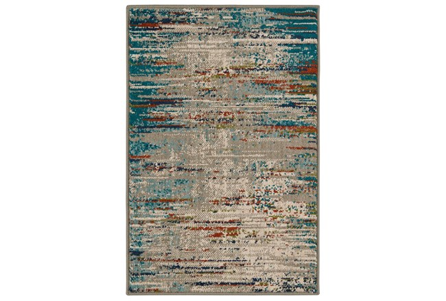 24X36 Rug-Gradient Blizzard Blue - 360