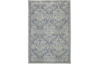 96X132 Rug-Ethereal Willow Grey
