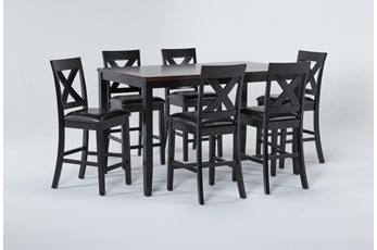 Thornton II 7 Piece Counter Set